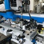 Система загрузки плит в станок с помощью вакуумных присосок