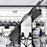 Торцовочный узел кромкооблицовочных станков WDX