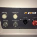 Панель управления форматника WDMAX WDX-132