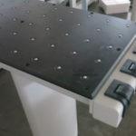 Загрузочные столы с вакуумными клапанами