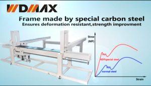 Мощная станина мебельного оборудования из карбоновой стали
