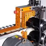 Полировальный узел кромкооблицовочного станка компании WDMAX