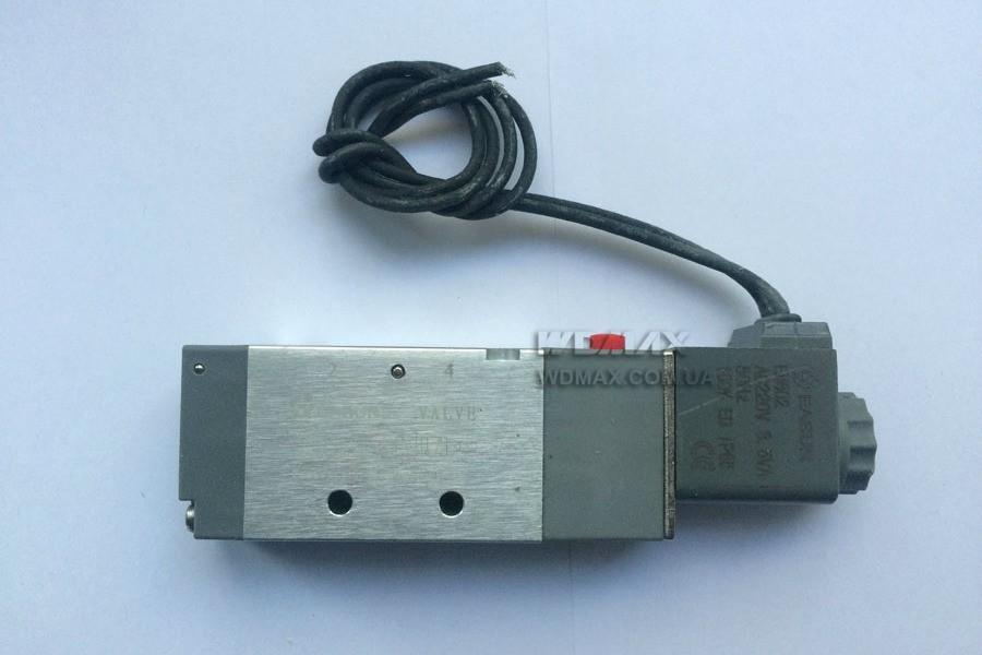 электромагнитный клапан кромочного станка