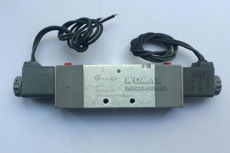 электромагнитный клапан станка для поклейки кромки