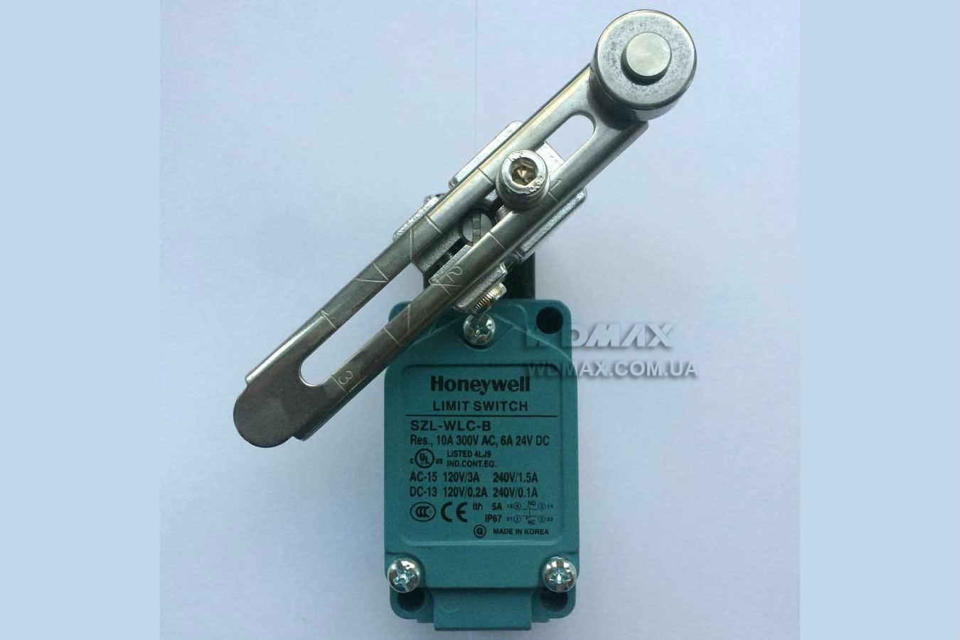 фото концевого выключателя Honeywell