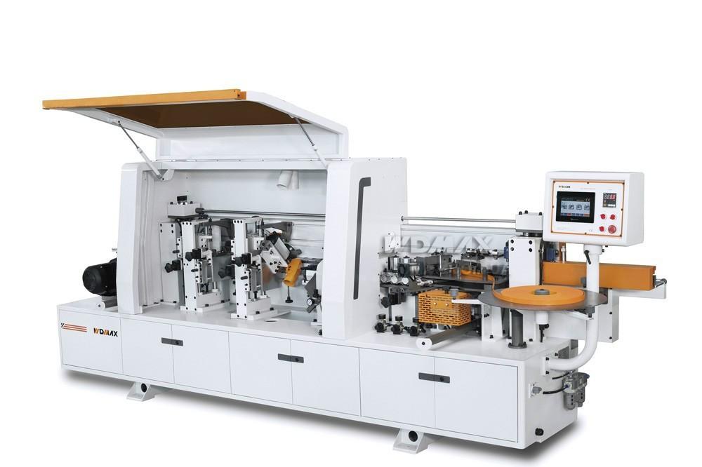 Кромкооблицовочный станок WDX-323 с циклей и полировкой
