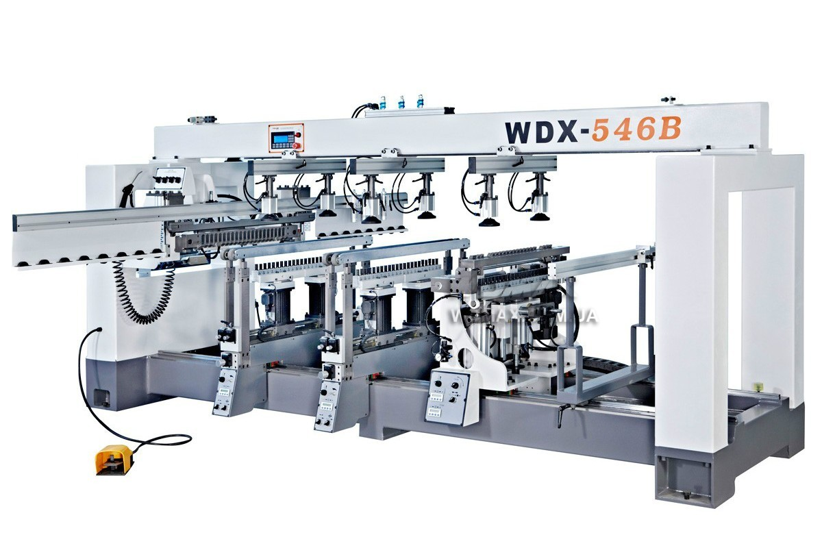 Сверлильно-присадочный станок WDX-546B для мебели
