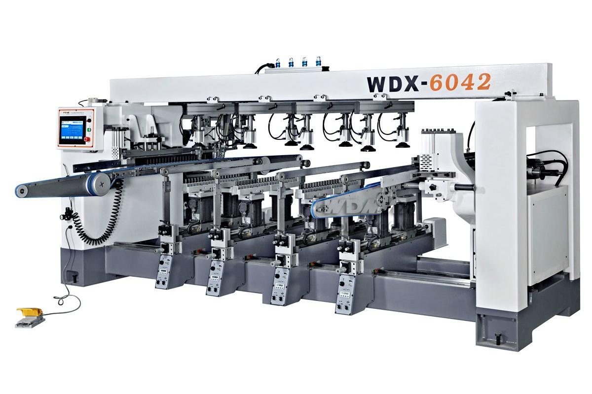 Сверлильно-присадочный станок WDX-6042