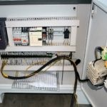 Электронный шкаф для управления станком