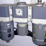 Блок подготовки воздуха универсального кромочника