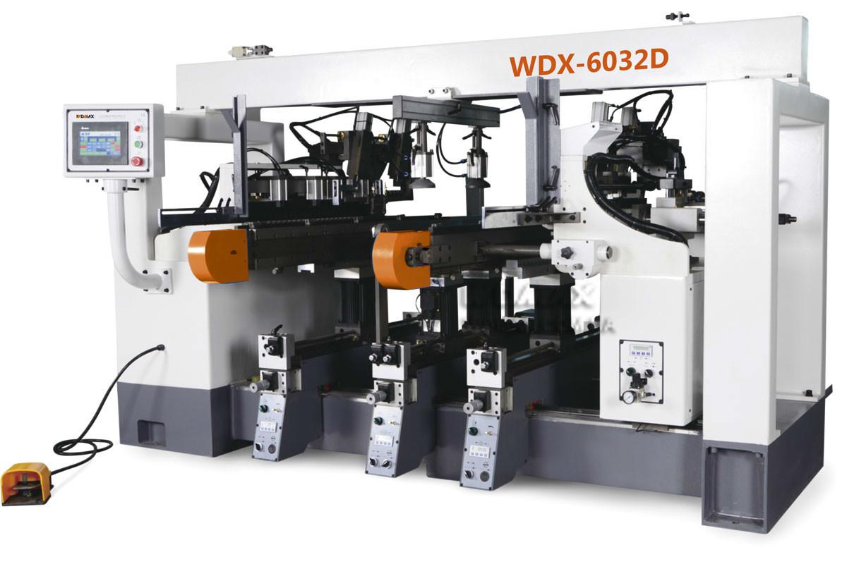 Сверлильно-присадочный станок WDX-6032D